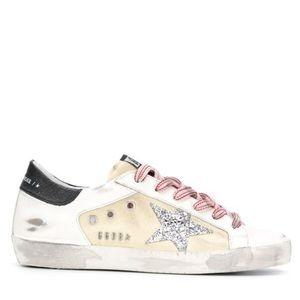 Golden goose distressed sneakers